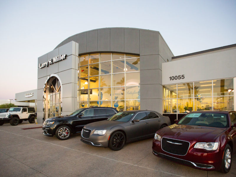 LHM Chrysler dealership