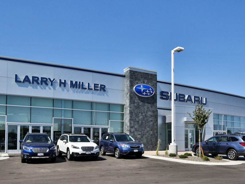 Larry H. Miller Subaru Dealership