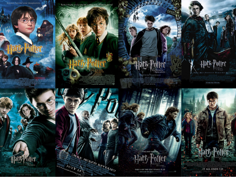 Harry Potter Movies Set To Magically Appear In IMAX At Megaplex Theatres